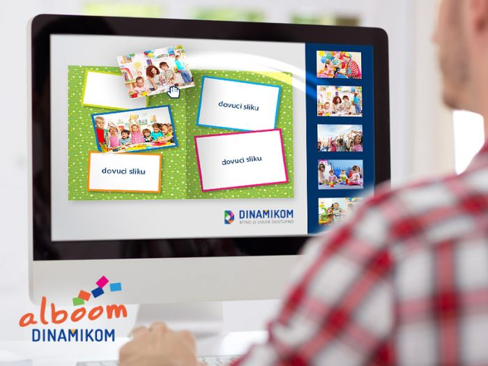 Dinamikom Alboom - Personalized Printed Photo Albums